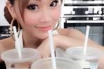 """รีวิวเครื่องดื่มสุดจี๊ดคลายร้อน """"Uchi Café Frappe"""" มีขายเฉพาะหน้าร้อนนี้ที่ Lawson สีลม!"""