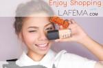 ช๊อปปิ้งเครื่องสำอางแบรนด์ชั้นนำได้ง่ายๆ เพียงคลิ๊ก Lafema.com
