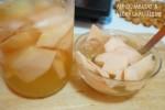 กระท้อนลอยแก้ว แค่มีกระท้อน เกลือ น้ำตาล ก็ทำได้แล้วนะ!!