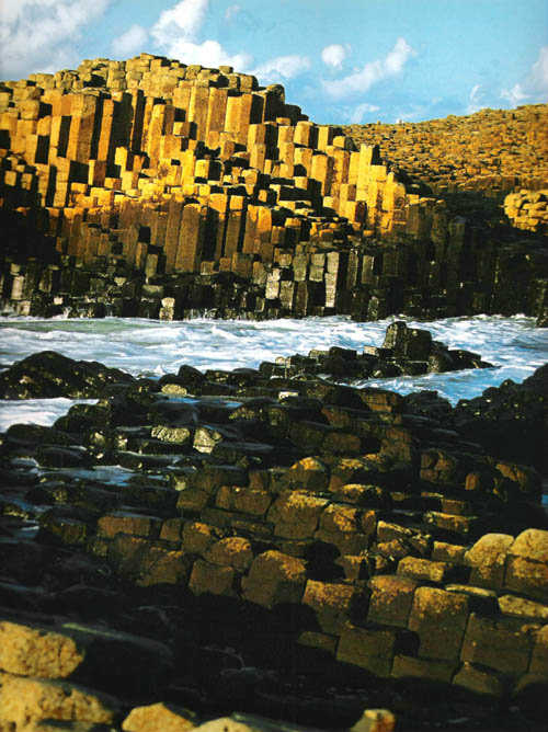 Giant's Causeway ที่ไอร์แลนด์เหนือ