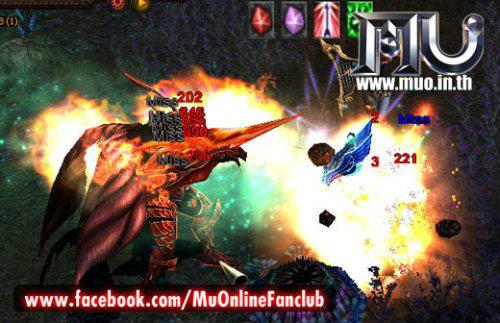 เกมส์ MU Online