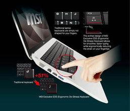 MSI X Slim X600 สวย เพรียว บาง สมส่วน กับเทคโนโลยีภาพที่สมจริง