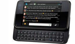 Nokia N900 สมาร์ทโฟนหัวใจ  ลินุกซ์