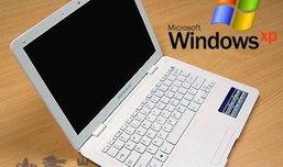 """""""แม็คบุ๊คแอร์""""เวอร์ชัน Windows XP?"""