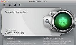 มาแล้ว !!! Kasperrsky Anti-Virus for Macintosh ป้องกันไวรัสตัวร้ายสำหรับผู้ใช้เครื่อง Mac