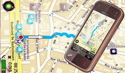 ใช้ฟรี! ระบบนำทางทั้งขับรถและเดินเท้า บนสมาร์ทโฟนของโนเกีย