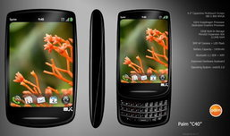 Palm C40 สวยดุ แรง ภายใต้ทีมรบของ HP