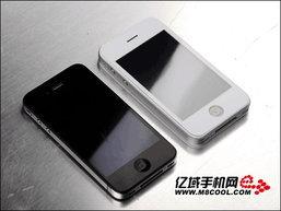 นวัตกรรมล้ำหน้า! iPhone 4 สีขาวสลวยเตรียมรองรับ Windows Mobile OS?