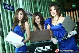 ASUS โชว์สุดยอดนวัตกรรมครึ่งปีหลัง