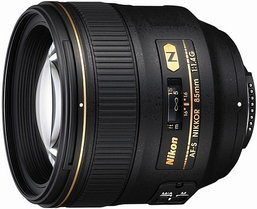 [Preview] : Nikon 85mm f/1.4G Nano