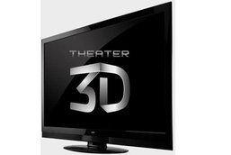 ได้ข่าวมาว่า VIZIO จะเปิดตัว LED TV 65 นิ้ว ที่มากับแว่นตา passive 3D