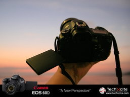 Canon EOS 60D - A New Perspective