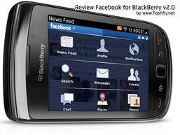 รีวิว Facebook 2.0 Beta สำหรับ BlackBerry อย่างเจาะลึกทุกการใช้งาน