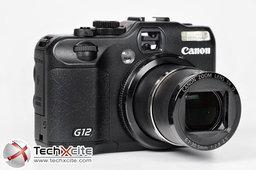 FULL REVIEW : Canon PowerShot G12 ฝีมือระดับโปร ย่อไว้ในมือคุณ