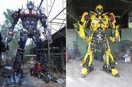 คนไทยทำหุ่นยักษ์ TF ดังไปทั่วโลก!!!