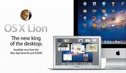 Apple ปล่อย Mac OS X Lion ออกมาให้อัพเดทกันแล้ว!