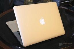 Apple MacBook Air (Mid 2011) [โน้ตบุ๊กสุดบางระบบปฏิบัติการ Mac OS X Lion]