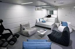 Google เปิดสำนักงานในลอนดอนลักษณะเหมือนบ้านบิ๊กบราเดอร์