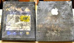 """สาวถูกหลอกซื้อ iPad """"ปลอม""""ทำจากไม้"""