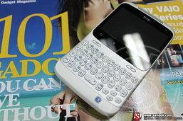 แกะกล่อง HTC Cha Cha Facebook Phone ตัวแรกของโลก