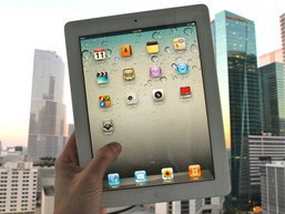 Apple เริ่มตุน iPad 3 หน้าจอคมชัด Retina Display สองล้านเครื่องไว้ขายในปี 2012 แล้ว!