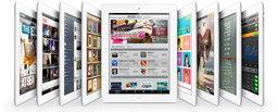 ราคา iPad และ ราคา iPad 2 ในไทย วันที่ 4 มกราคม 2555