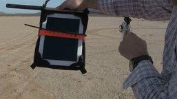 ทดสอบโยนเคสพร้อมเครื่อง iPad จากความสูง 100,000 ฟุต เครื่อง iPad สุดรักจะรอดหรือไม่