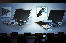 Apple MacBook Air รุ่นต่อไปบางลงเหลือ 66% แบตใช้นาน2เท่า