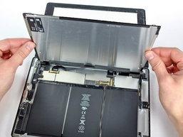 แบตเตอรี่ New iPad (iPad 3) มีความจุมากขึ้นแต่ก็ยังเปิดใช้งานได้แค่ 10 ชม.