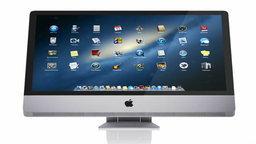 ทำมาด่วน! คอนเซ็ปท์จำลอง iMac Touch (+video)