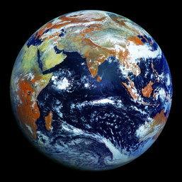 ภาพถ่ายจากอวกาศด้วยกล้อง 121 ล้านพิกเซลของรัสเซีย