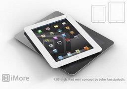 ลือสนั่น iPad Mini หน้าจอ 7.85 นิ้วมาพร้อมเครื่องบางกว่าแถมราคาถูก!