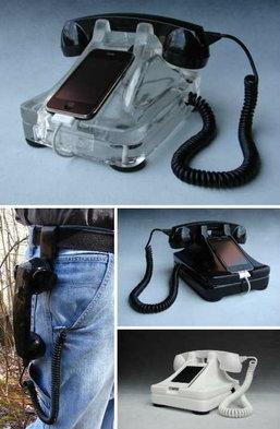 รวมฮิต 10 สุดยอดอุปกรณ์เสริม iPhone ดีไซน์เก๋ย้อนยุคสุด Retro!