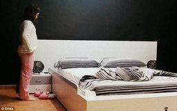 เครื่องปูที่นอน!! นวัตกรรมใหม่สำหรับคนขี้เกียจ