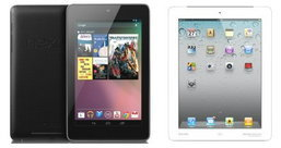 ข่าวลือ!!! iPad mini ต้อนรับ Nexus 7