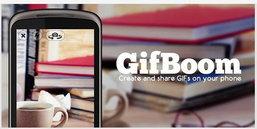 GifBoom แอพถ่ายรูปภาพให้เป็นภาพเคลื่อนไหวสุดฮิต