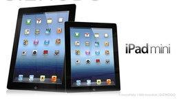 มายลโฉมกันให้ชัดๆกับขนาด iPad Mini เมื่อเทียบกับ The new iPad