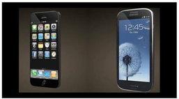 10 อันดับ ความแตกต่างของ iPhone 5 และ Samsung Galaxy S III