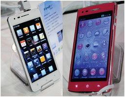 เปิดตัวFinder สีขาว และ Gemini Plus ในงาน Thailand Mobile Expo 2012