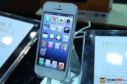 iPhone 5 มีขายในงาน รับเครื่องเลย คิวแรกเริ่ม 5 โมงเย็นวันนี้ สำหรับ Dtac