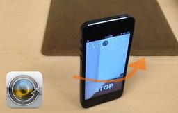 แอพหมุน iPhone 5 ถ่ายคลิป 360 องศา