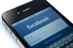 Facebook บน iOS อัพเดทVer 5.4 แล้ว