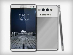 Galaxy S4 ยังใช้วัสดุเหมือน S3