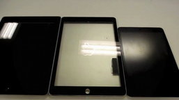 WSJ บอก iPad 5 จะบางและเบากว่าเดิมใช้เทคโนโลยีเดียวกับ iPad mini