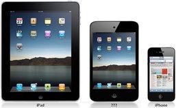 นี่คือ iPad Mini ขนาดจอ 6 นิ้วหรือ iPod Touch XL กันแน่?