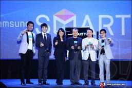 ซัมซุงตอกย้ำผู้นำตลาดทีวีทุกเซ็กเม้นท์