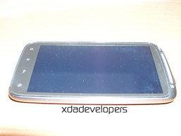 HTC Pyramid รูปเครื่องตัวจริงโผล่ออกมาให้ชมเต็มๆแล้ว