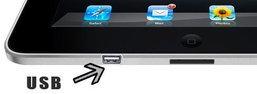 Apple ช็อคโลกเคยคิดผลิต iPad มาพร้อมพอร์ต USB จริง!