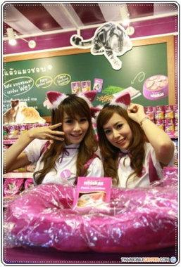 พริตตี้งาน Thailand Mobile Expo 2011 Hi-End