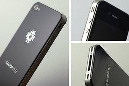 เนียนได้โล่! ตามไปดู Android ในร่าง iPhone 4 กับ GooApple กันดีกว่า!